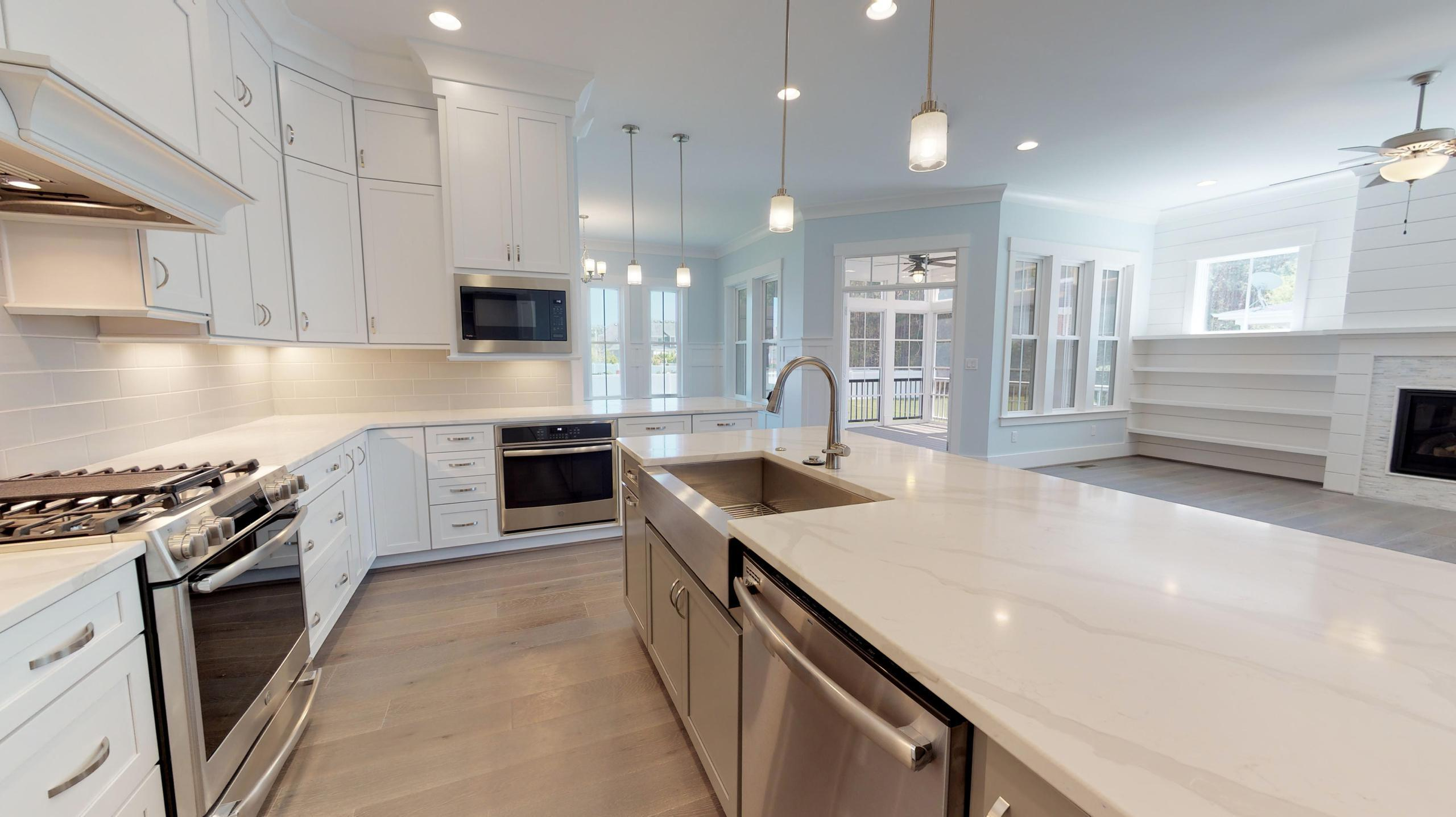 Kitchen featured in The Appomattox By Stephen Alexander Homes in Norfolk-Newport News, VA