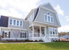 The Cottage  Appomattox - Summer Park: Chesapeake, Virginia - Stephen Alexander Homes