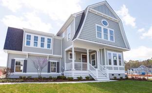 Glencoe Crossing by Stephen Alexander Homes in Norfolk-Newport News Virginia