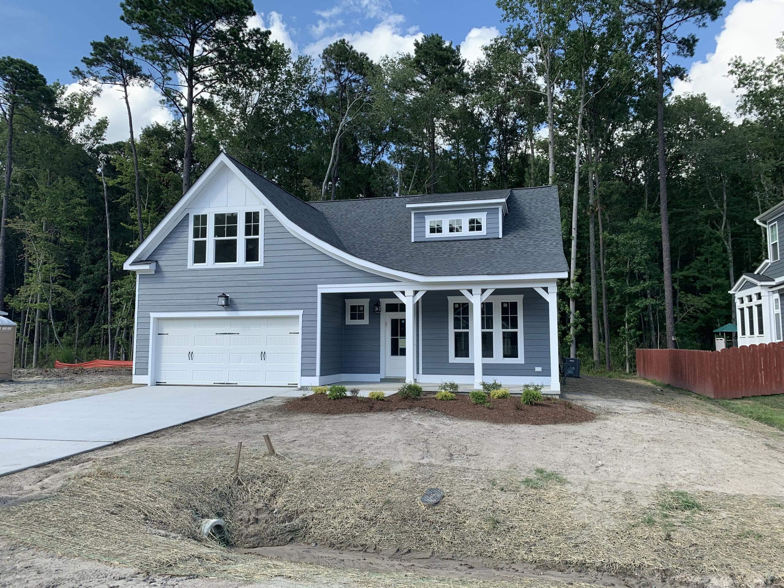 Exterior featured in the Cape Charles By Stephen Alexander Homes in Outer Banks, NC