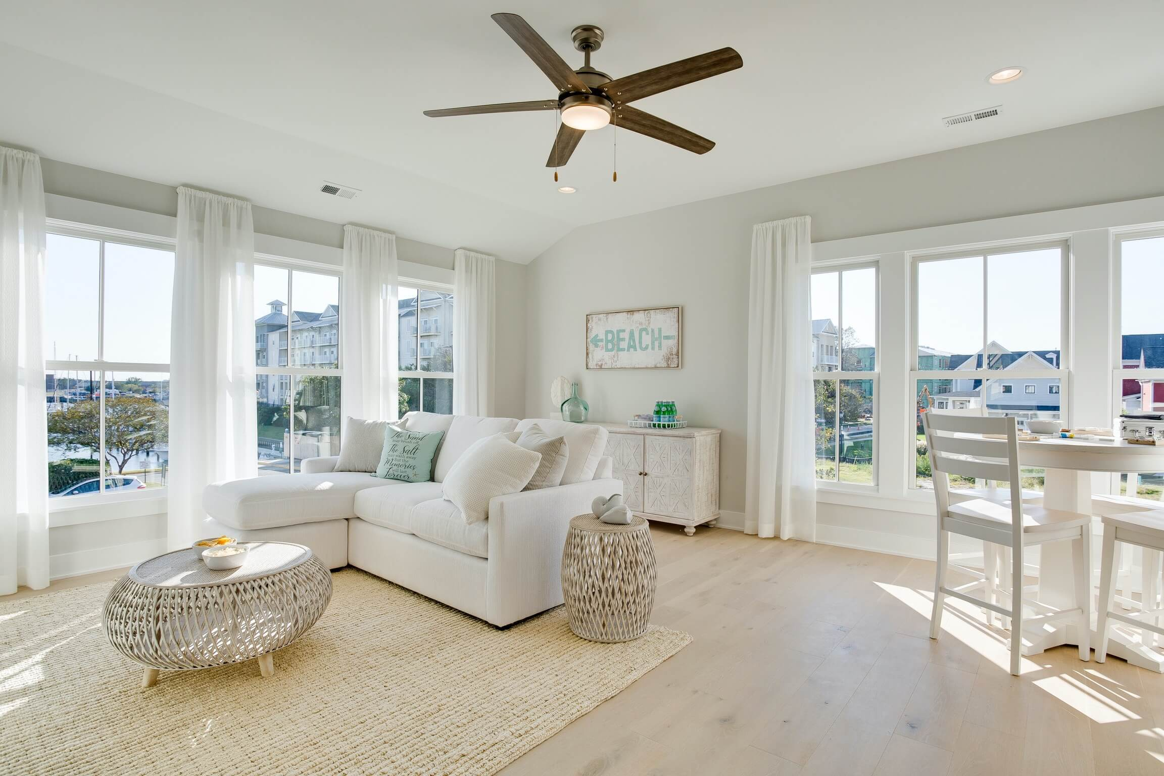 Living Area featured in the Bar Harbor By Stephen Alexander Homes in Norfolk-Newport News, VA