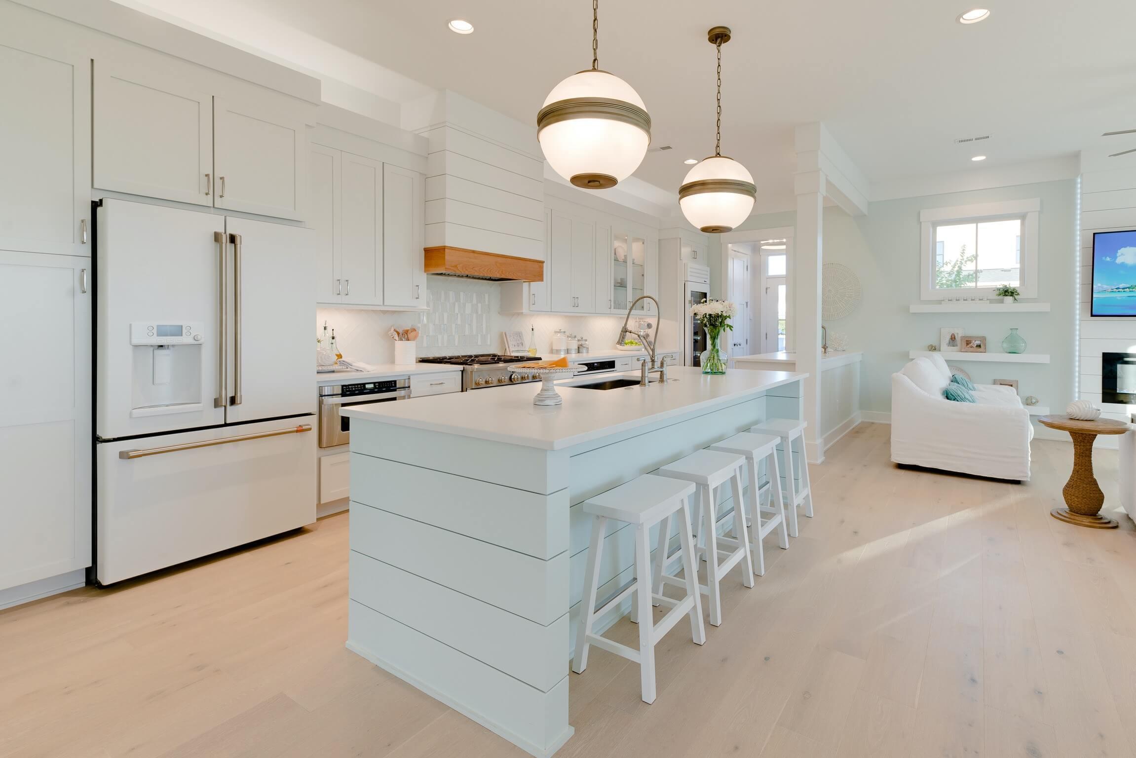 Kitchen featured in the Bar Harbor By Stephen Alexander Homes in Norfolk-Newport News, VA