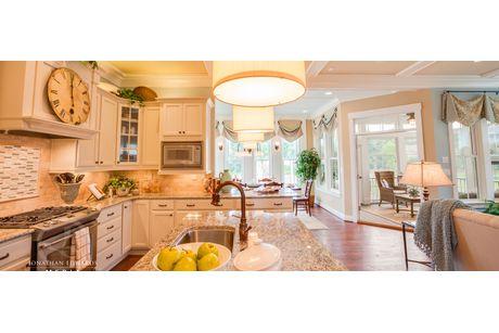 Kitchen-in-The Caramel-at-Fox Trail-in-Chesapeake