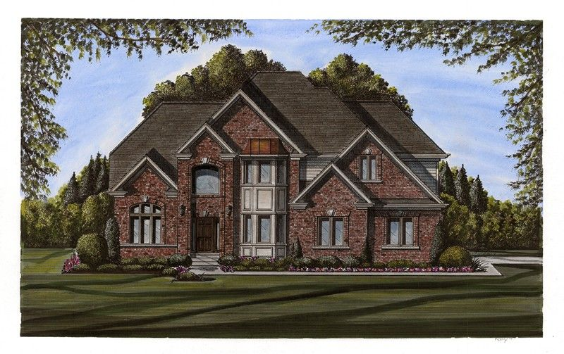 New Construction Homes Plans In Plainfield Il 2 653 Homes Newhomesource