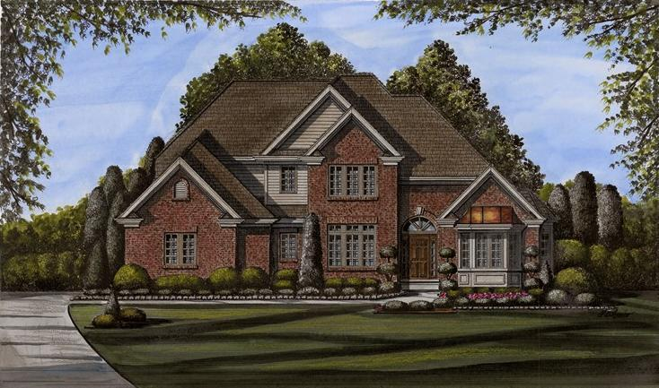 Sterling Homes New Home Plans In Plainfield Il Newhomesource