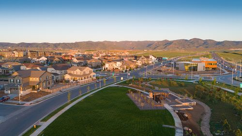 Sterling Ranch Colorado Map.Communities With Quick Move In Homes For Sale In Greeley Newhomesource