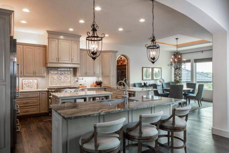 Kitchen-in-Custom Plan 3850-at-Austin-in-Florence