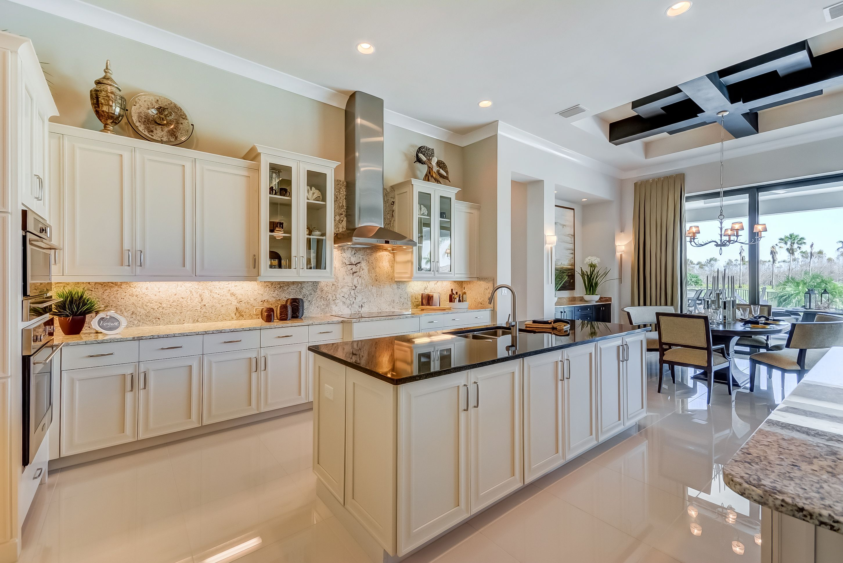 Kitchen featured in the Glenmore By Stock Development in Naples, FL