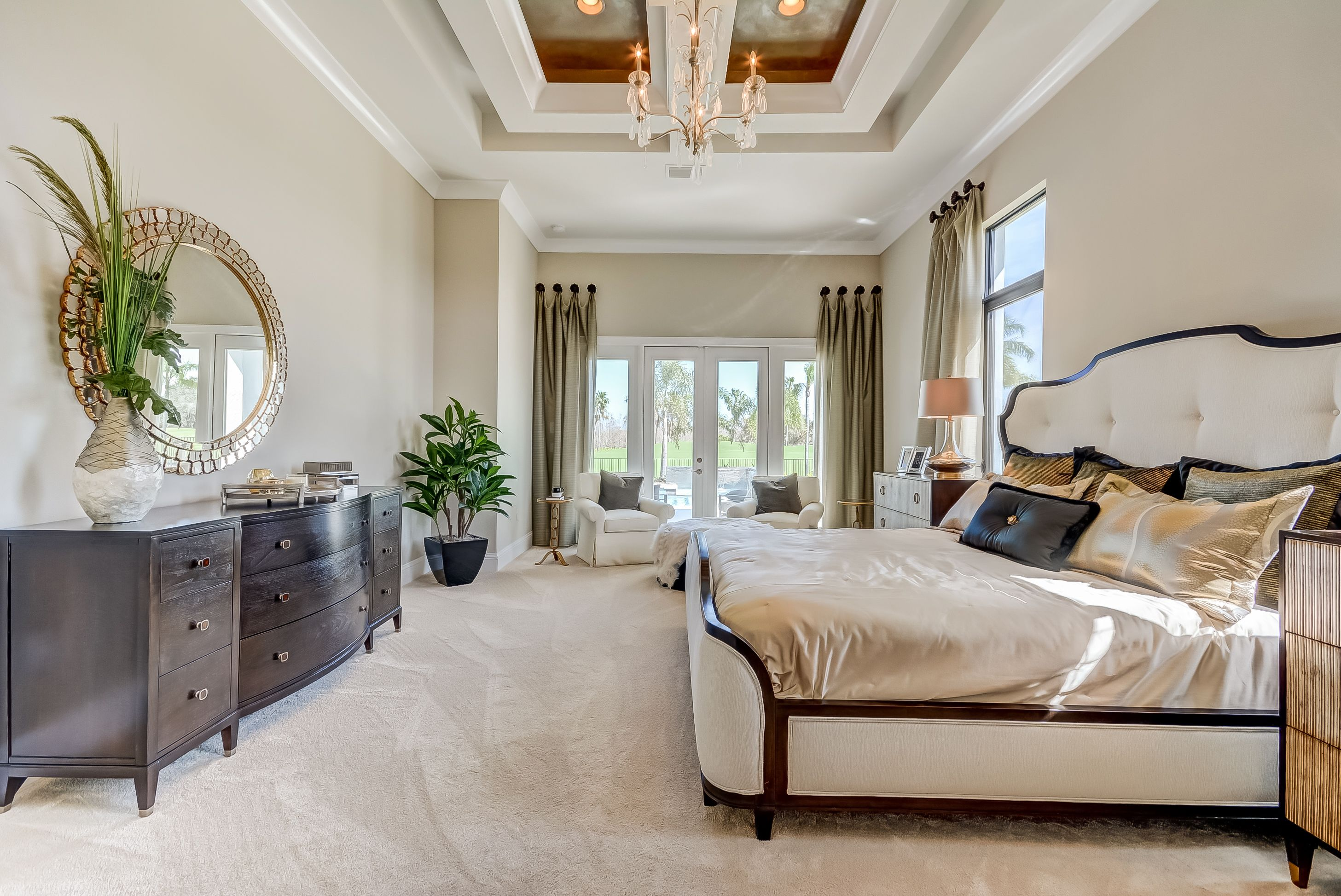 Bedroom featured in the Glenmore By Stock Development in Naples, FL