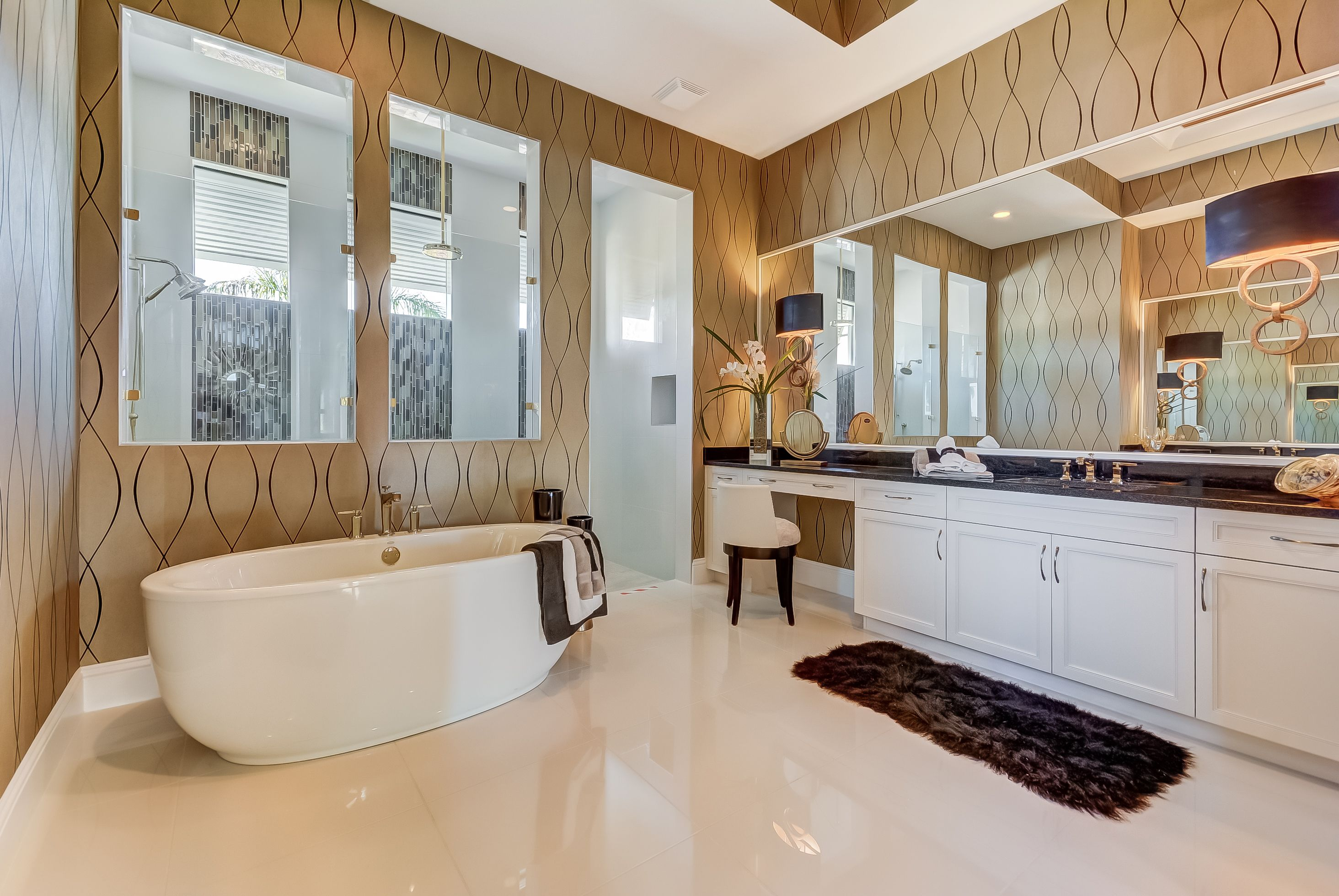 Bathroom featured in the Glenmore By Stock Development in Naples, FL