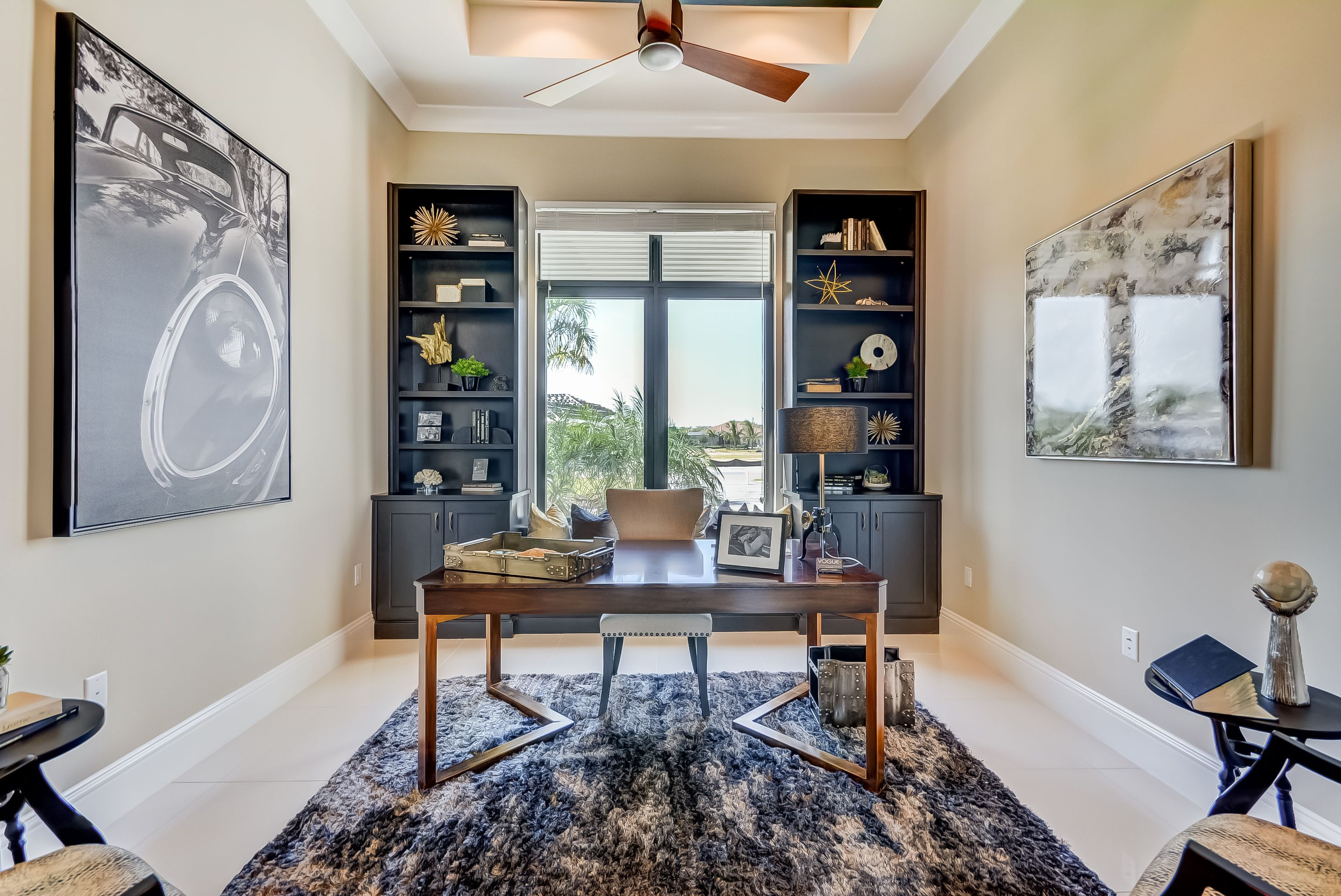 Living Area featured in the Glenmore By Stock Development in Naples, FL