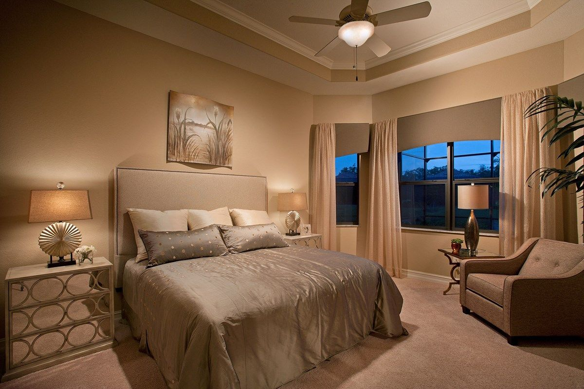Bedroom featured in the Ruffino II By Stock Development in Naples, FL