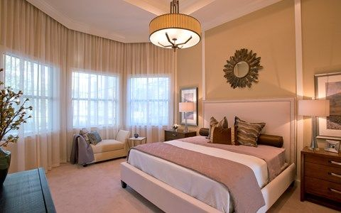 Bedroom featured in the Scottsdale II By Stock Development in Naples, FL