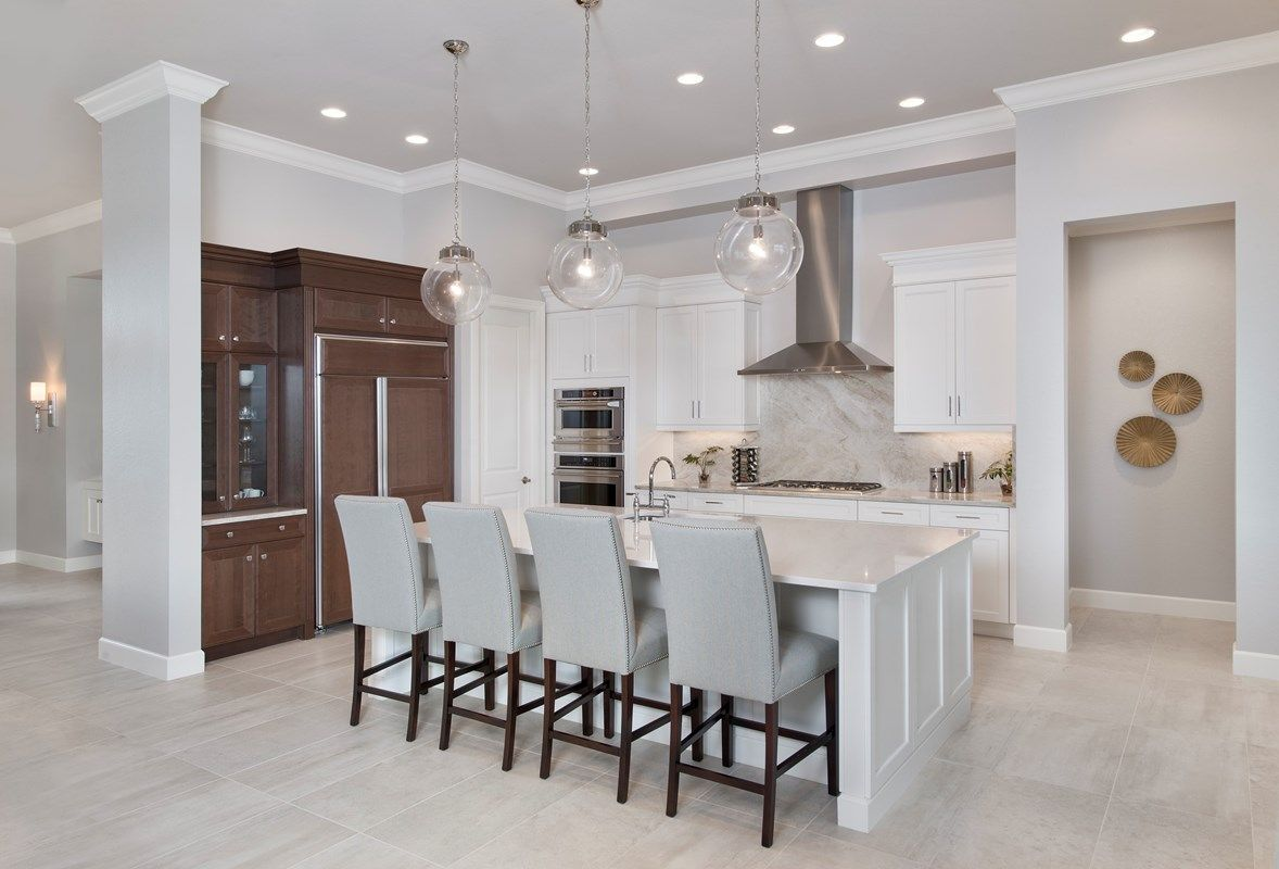 Kitchen featured in the Windsor III By Stock Development in Naples, FL