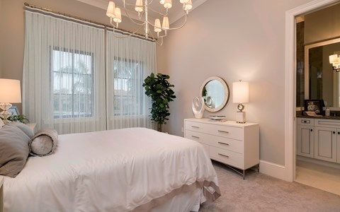 Bedroom featured in the Dorval By Stock Development in Naples, FL