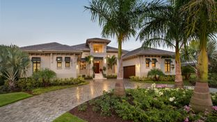 Clairborne - Stock Signature Homes: Naples, Florida - Stock Development