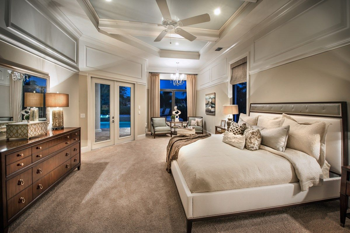 Bedroom featured in the Regency Manor By Stock Development in Naples, FL