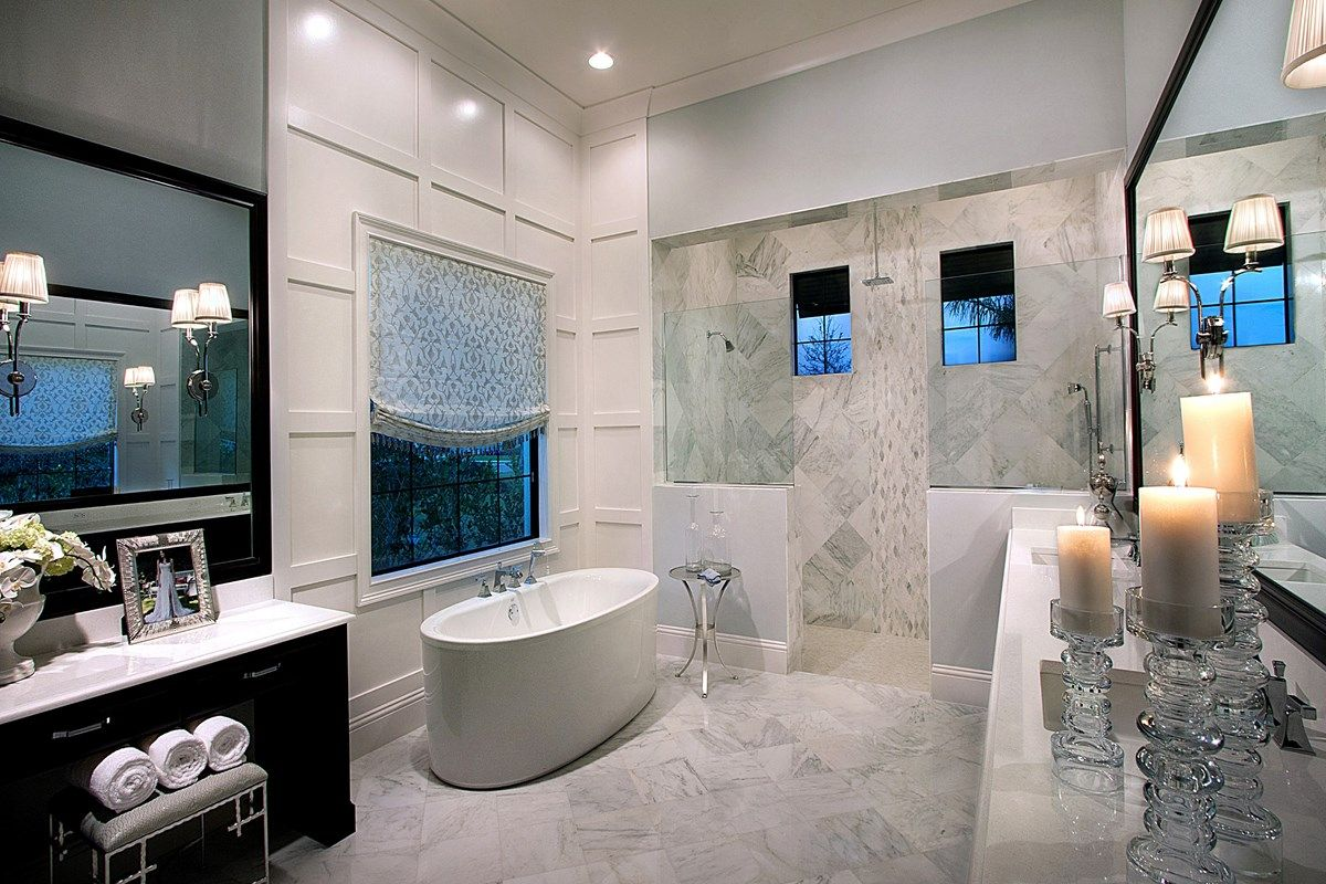Bathroom featured in the Stella By Stock Development in Naples, FL