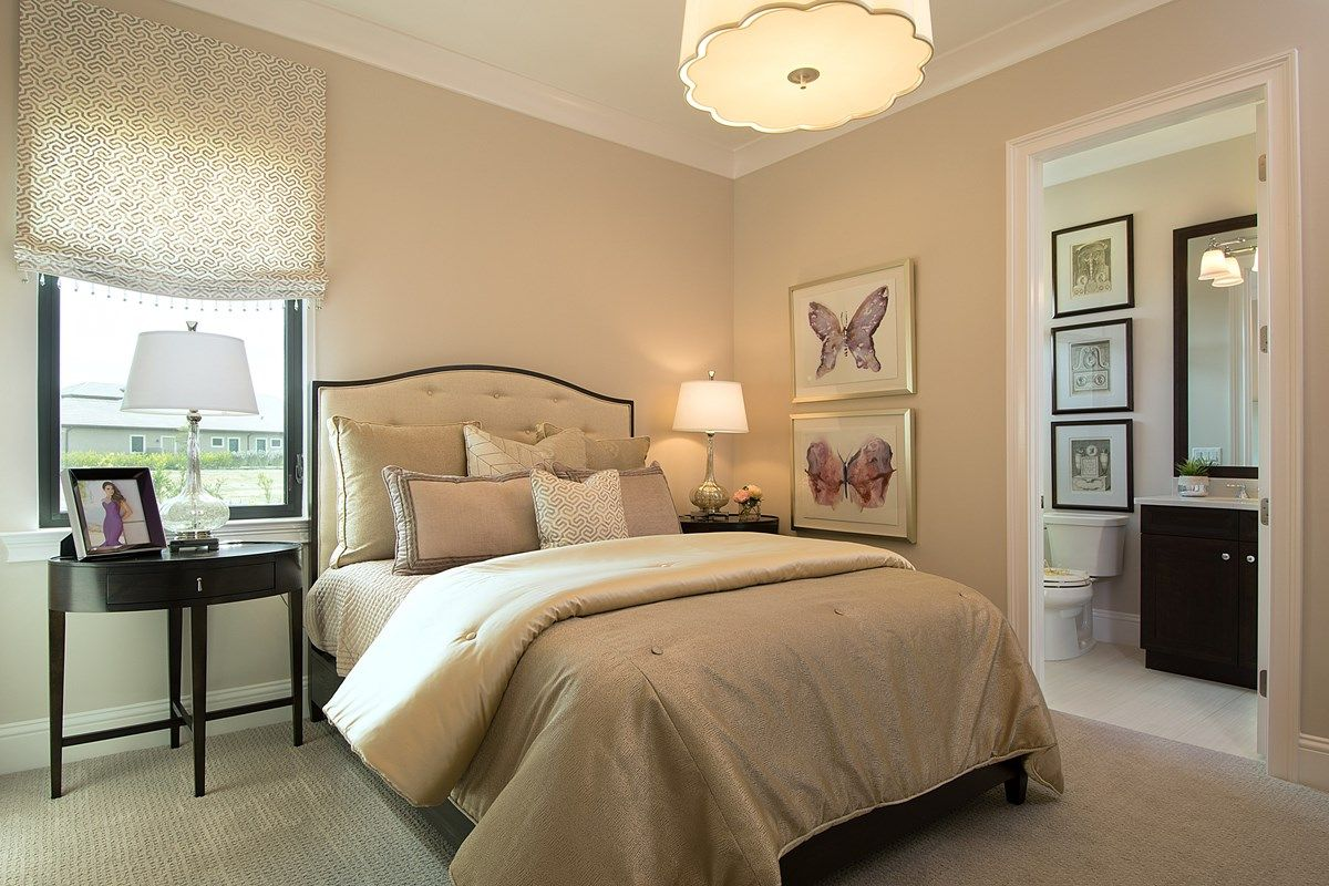 Bedroom featured in the Stella By Stock Development in Naples, FL