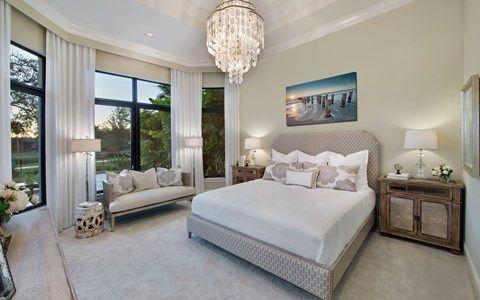 Bedroom featured in the Joliette By Stock Development in Naples, FL