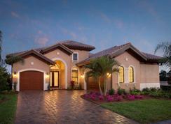 Orchid II - Stock Signature Homes: Naples, Florida - Stock Development