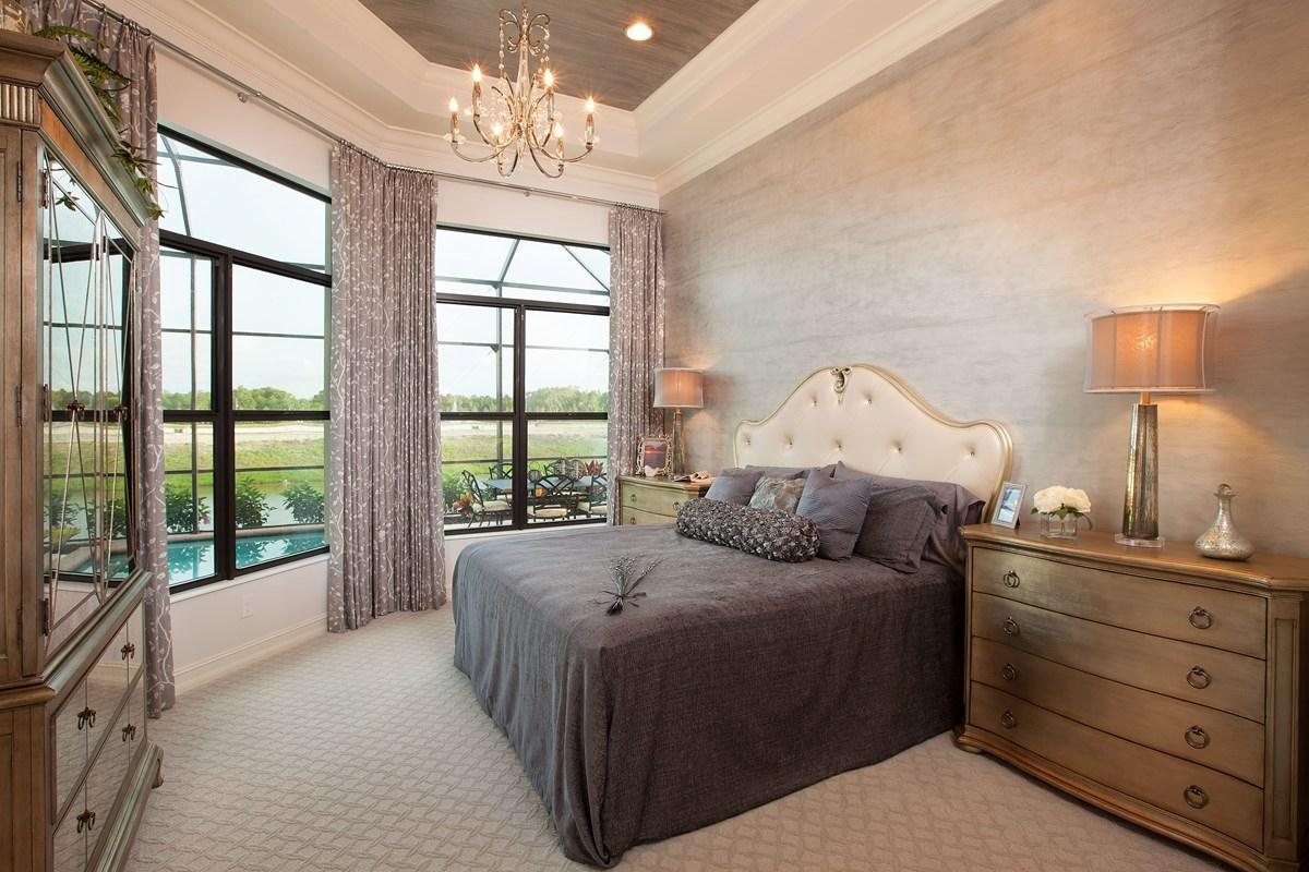 Bedroom featured in the Orchid II By Stock Development in Naples, FL
