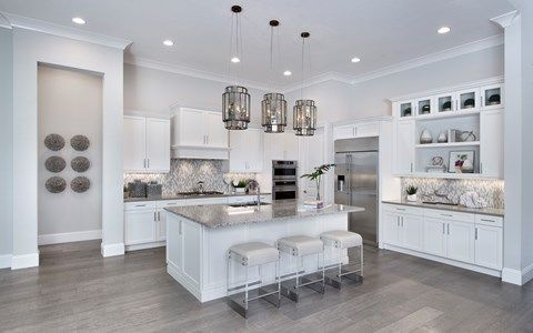 Kitchen-in-Clairborne II-at-Stock Signature Homes-in-Naples