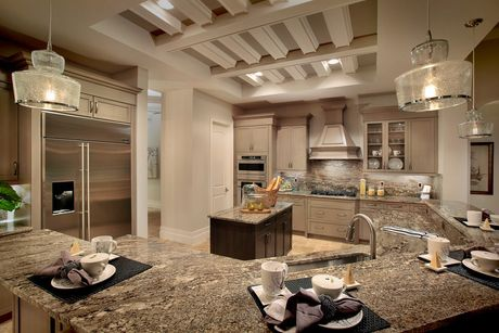 Greatroom-and-Dining-in-Regency Manor-at-Stock Signature Homes-in-Naples
