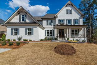 The reserve at providence by Stonecrest Homes, LLC in Atlanta Georgia