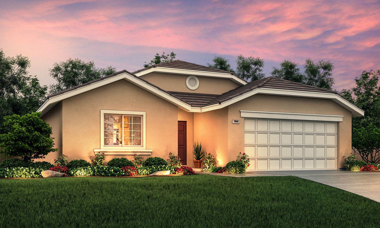 Stone Ridge Ny Elevation : Stone ridge in merced ca new homes floor plans by