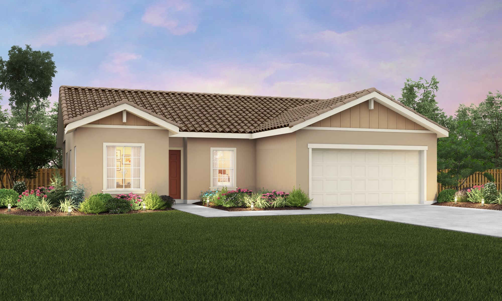 stonefield home new home plans in los banos ca newhomesource