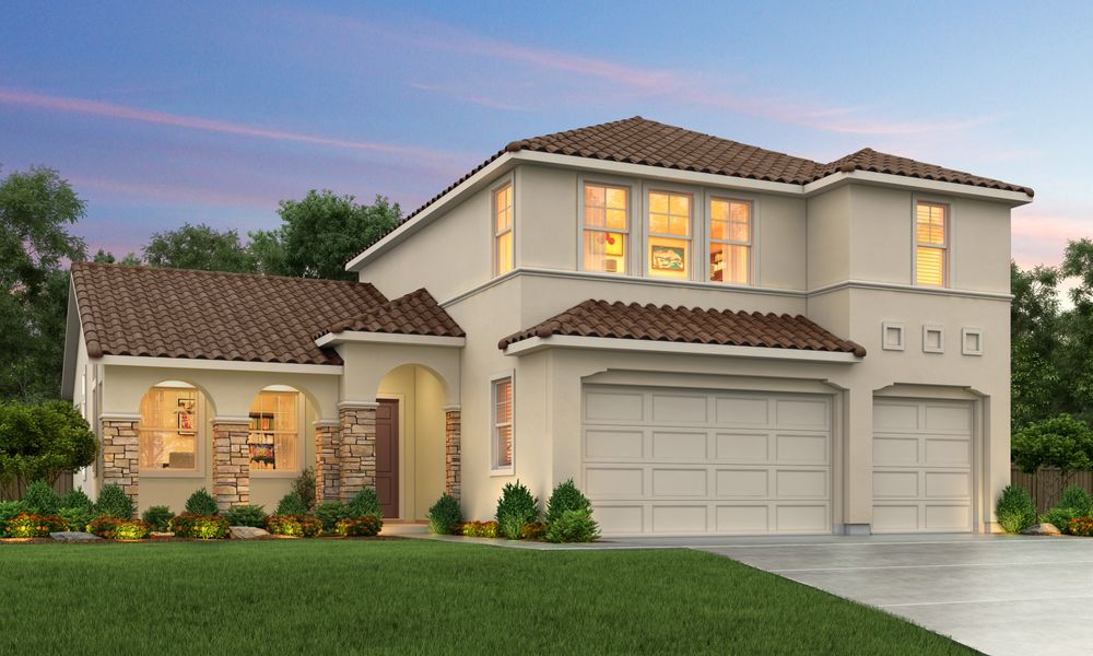 The Cambria Elevation B