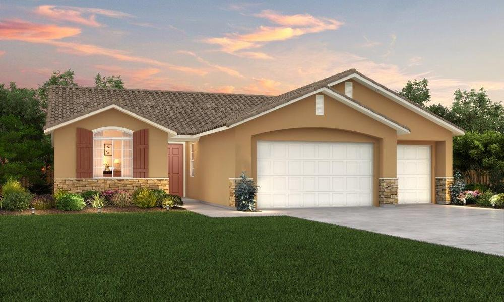 Mission Village South In Los Banos Ca By Stonefield Home