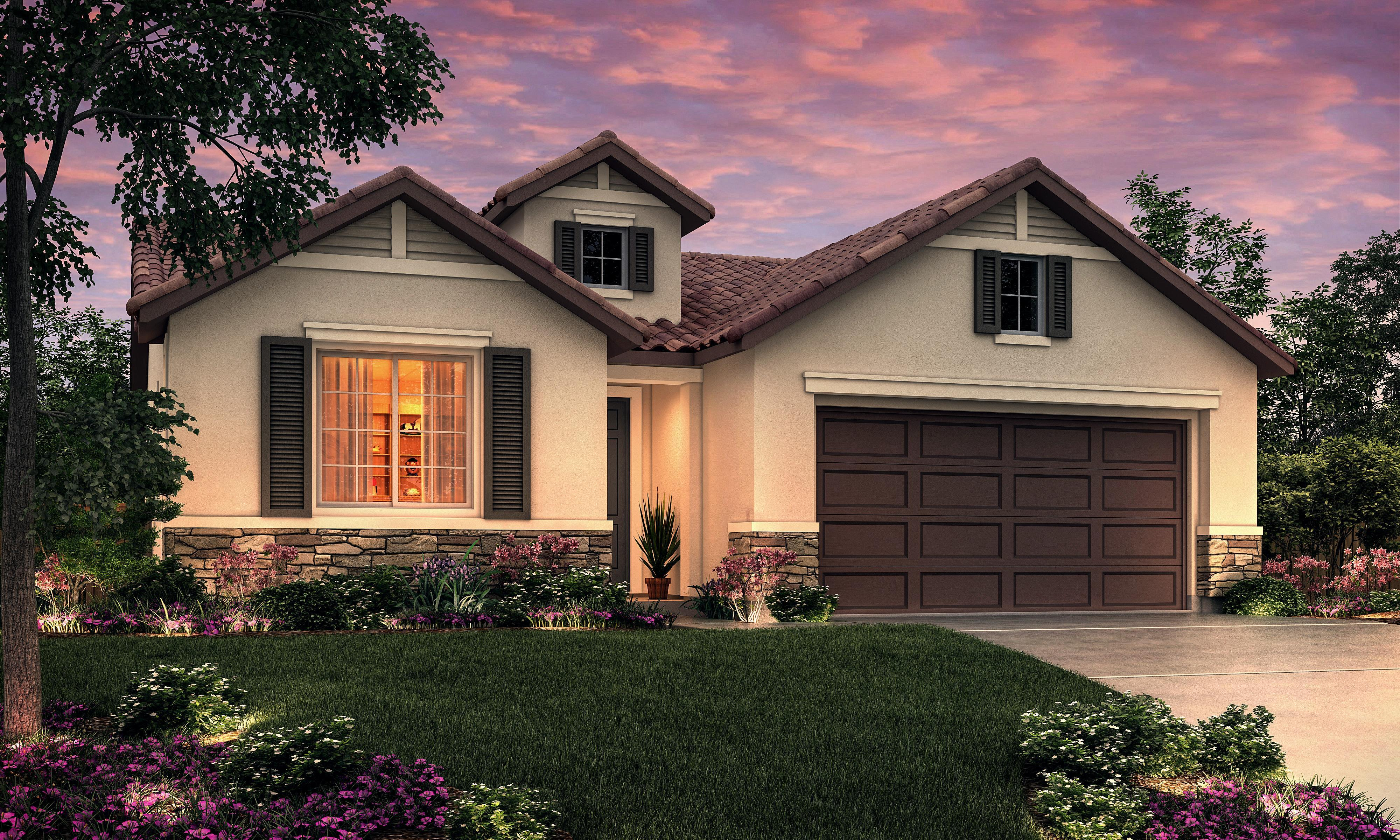 'The Villas' by Stonefield Home in Merced