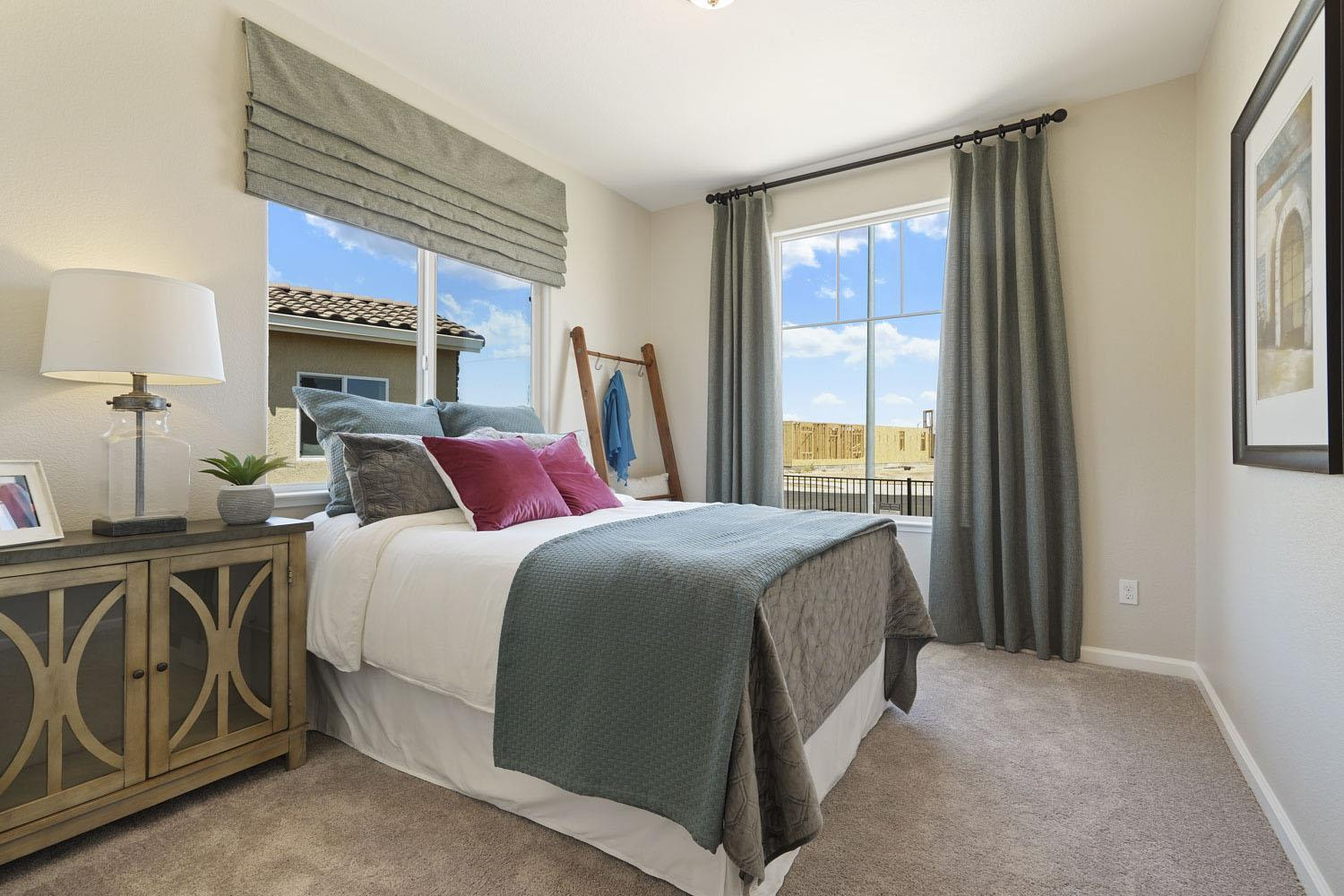 Bedroom featured in The Cascade By Stonefield Home in Merced, CA