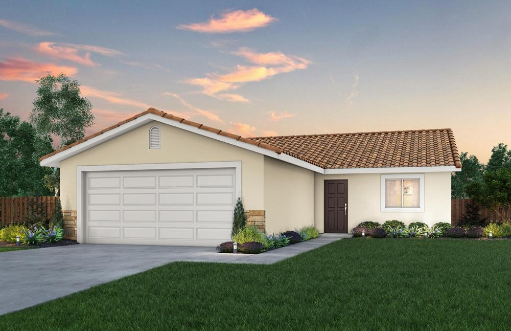 Cypress Terrace New Homes For Sale In Merced Ca Stonefield