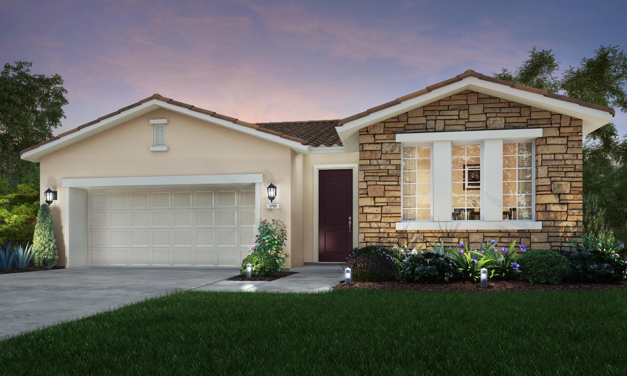 'Shaunessy Village' by Stonefield Home in Merced