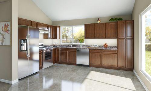 Kitchen-in-The Mariposa-at-Campus Vista-in-Merced