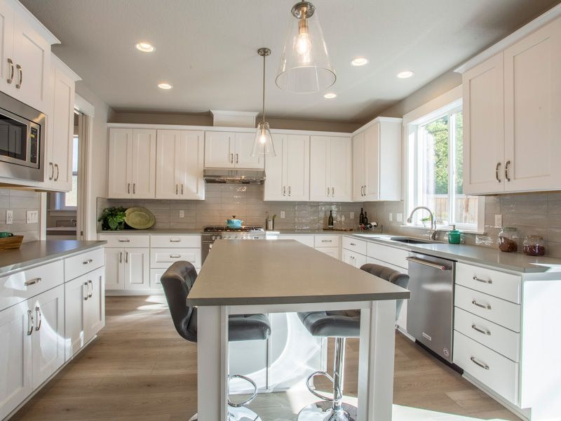 Kitchen featured in the 4586 NW Donnell Terrace By Stone Bridge Homes NW in Portland-Vancouver, OR