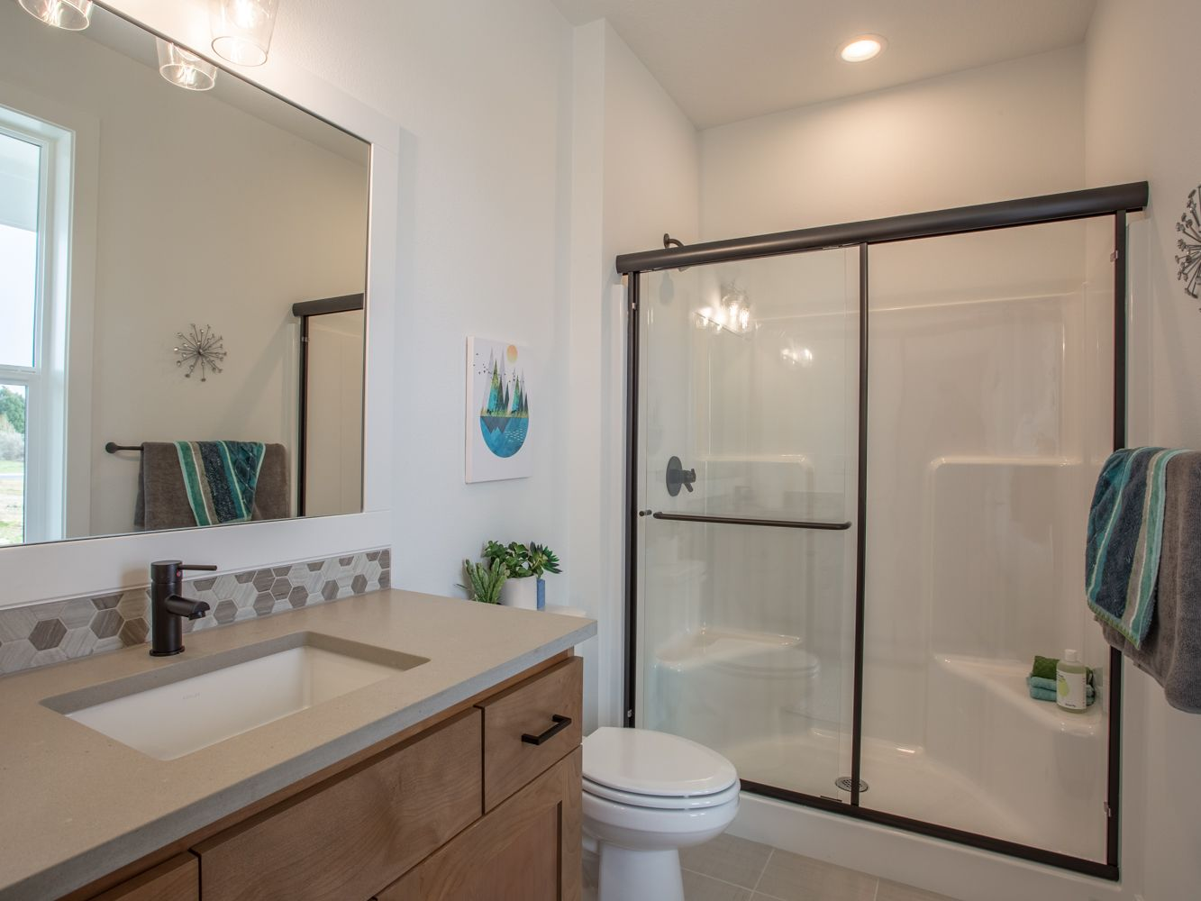 Bathroom featured in the FP60 By Stone Bridge Homes NW in Portland-Vancouver, OR