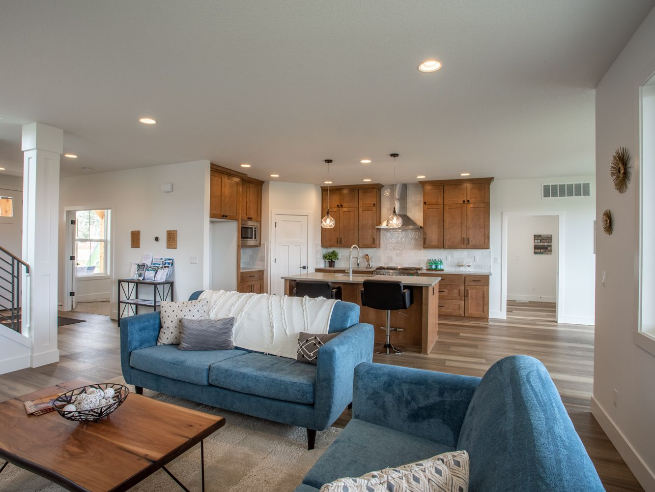 Living Area featured in the FP60 By Stone Bridge Homes NW in Portland-Vancouver, OR
