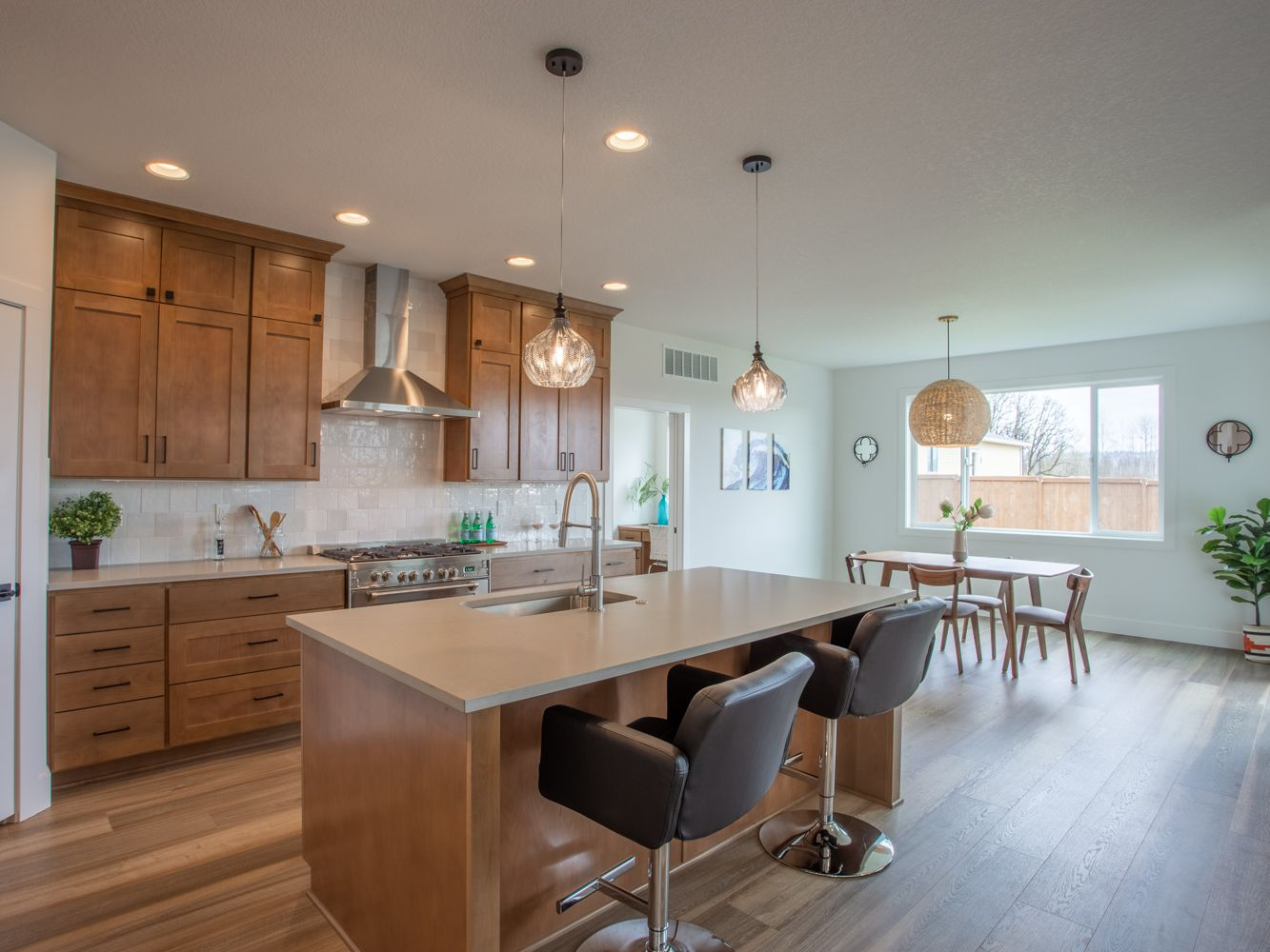 Kitchen featured in the FP60 By Stone Bridge Homes NW in Portland-Vancouver, OR