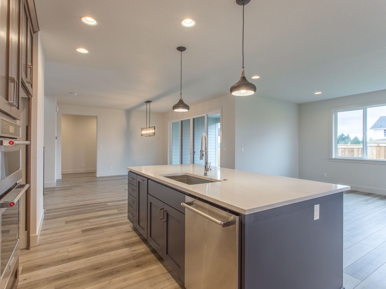 Kitchen featured in the 27611 SW Marigold Terr By Stone Bridge Homes NW in Portland-Vancouver, OR