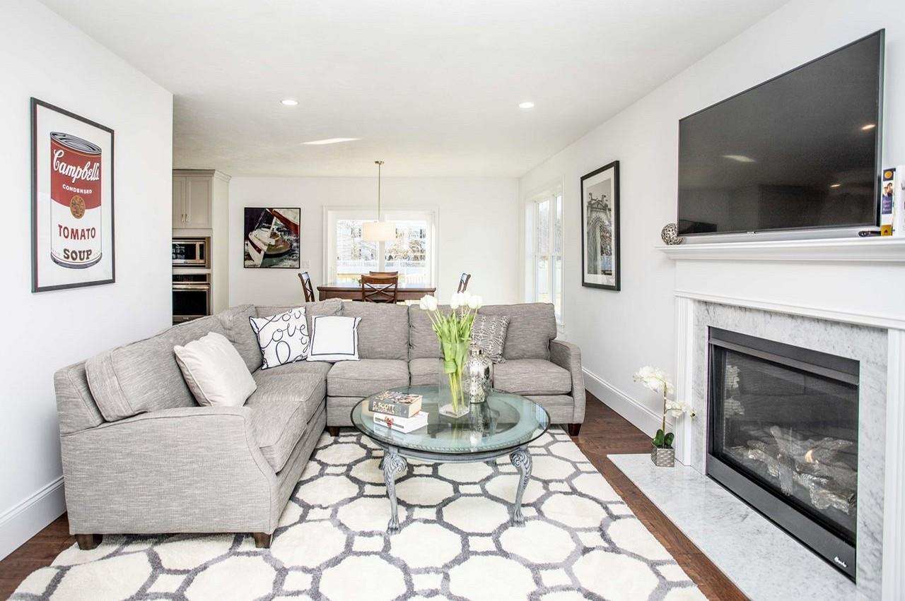 Living Area featured in The Dartmouth By Stonebridge Homes Inc. in Boston, MA