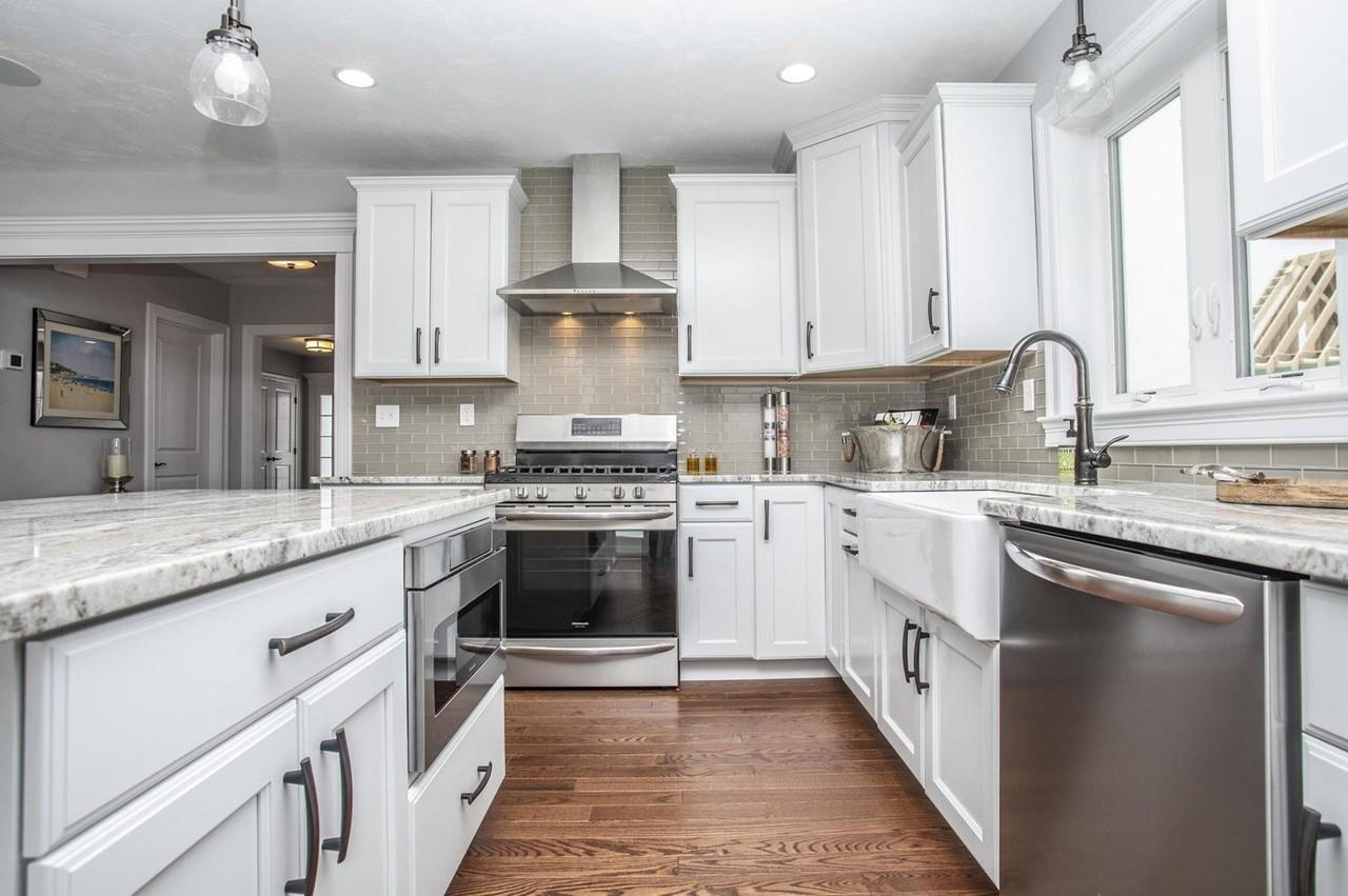 Kitchen featured in The Exeter By Stonebridge Homes Inc. in Boston, MA