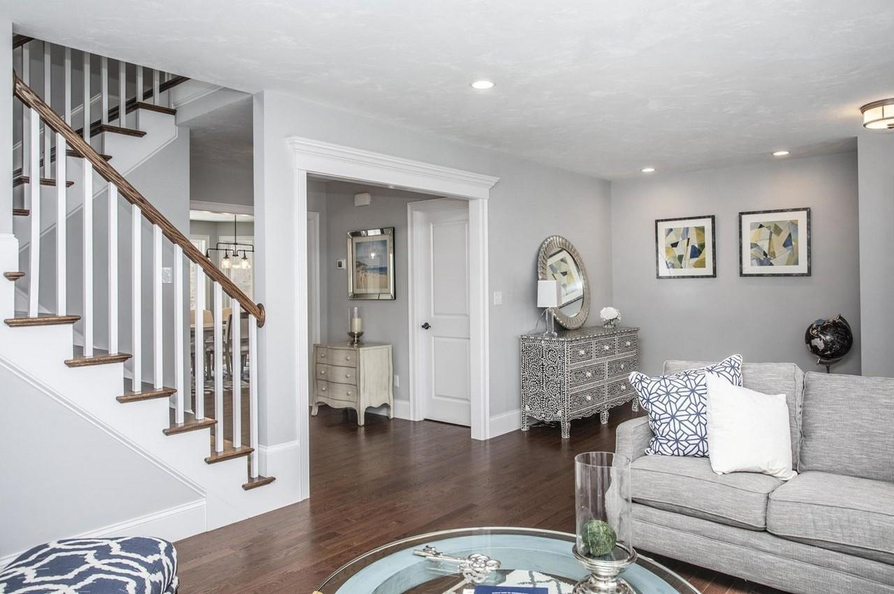 Living Area featured in The Exeter By Stonebridge Homes Inc. in Boston, MA