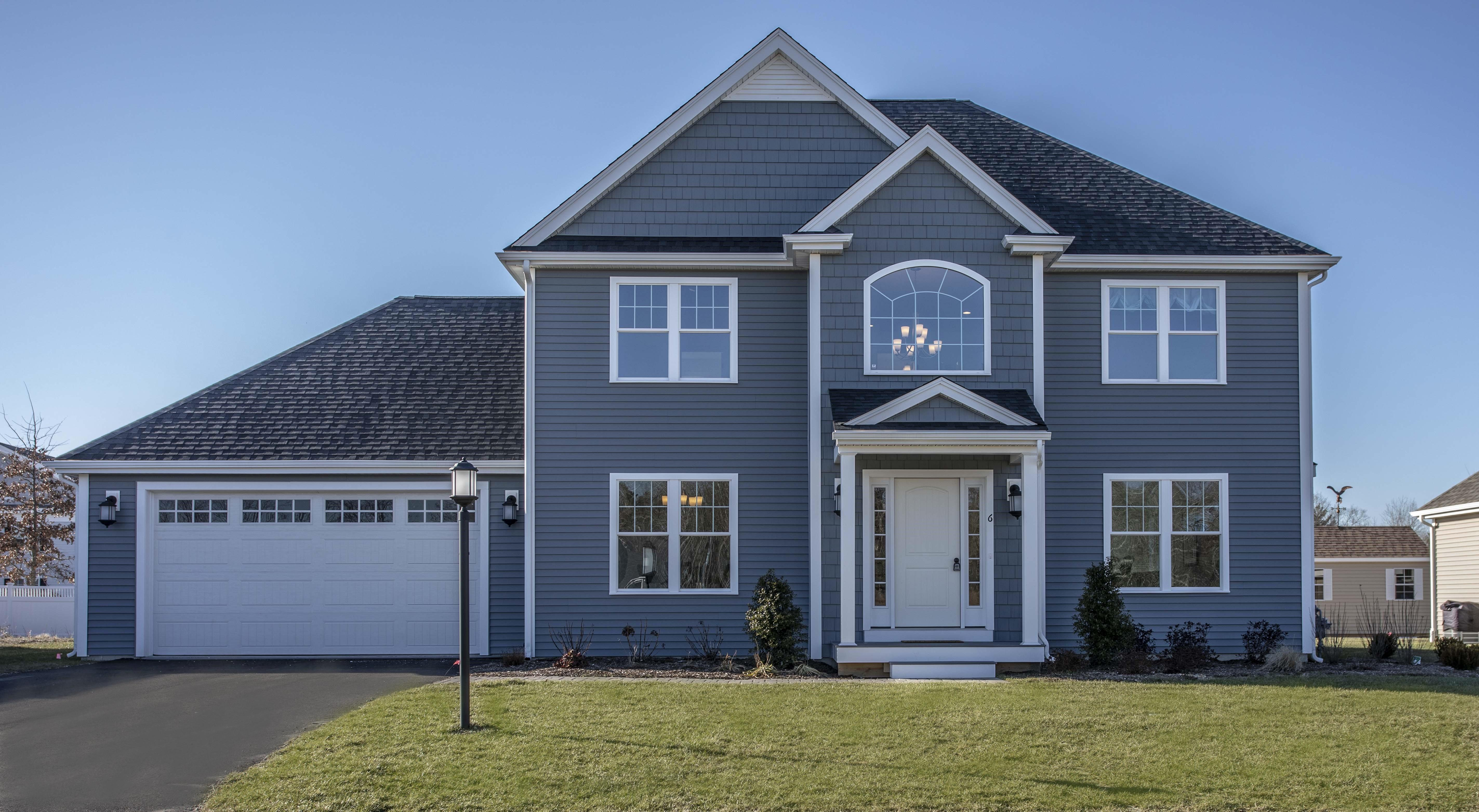 Exterior featured in The Dartmouth By Stonebridge Homes Inc. in Boston, MA