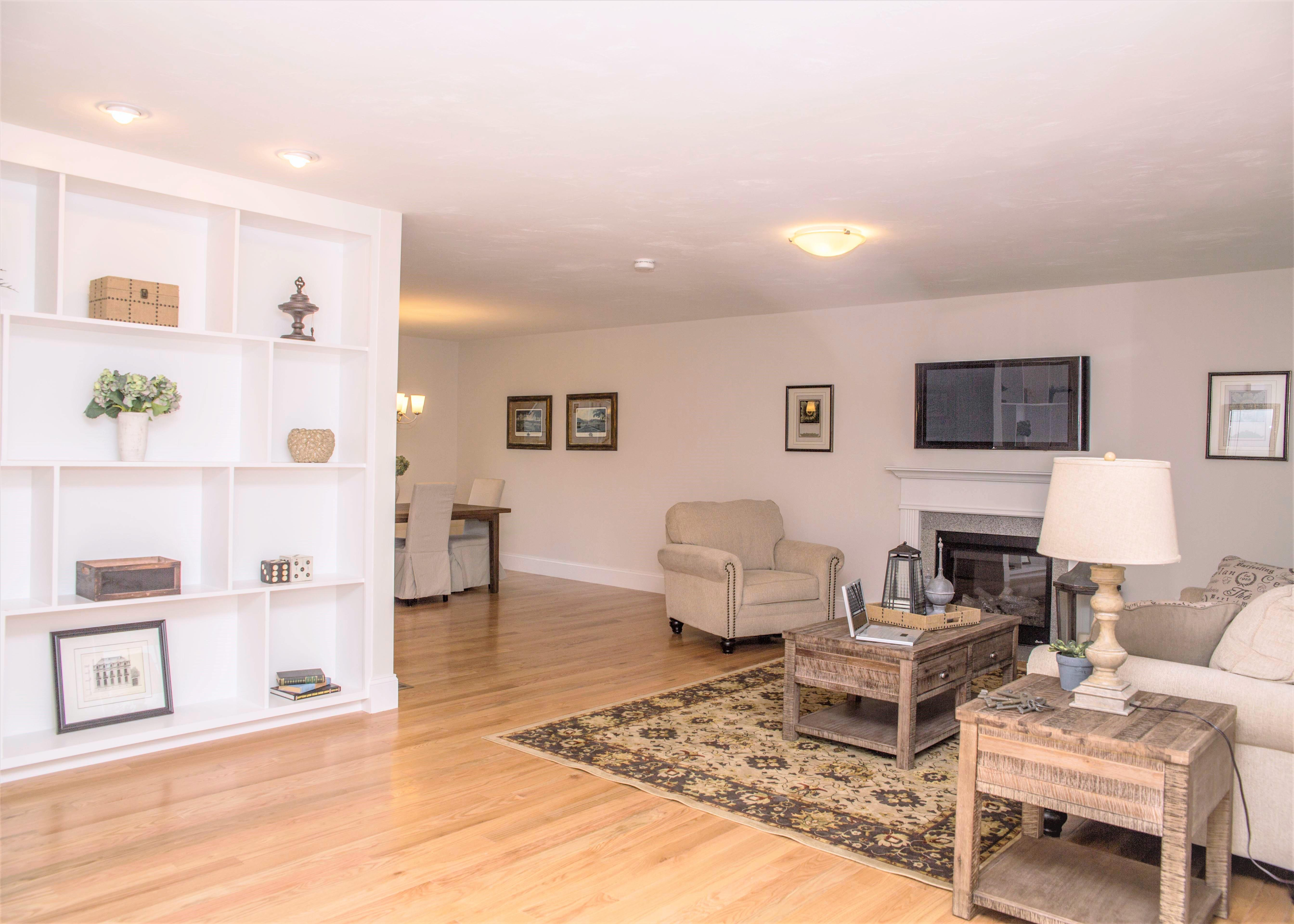 Living Area featured in The Ashland By Stonebridge Homes Inc. in Boston, MA