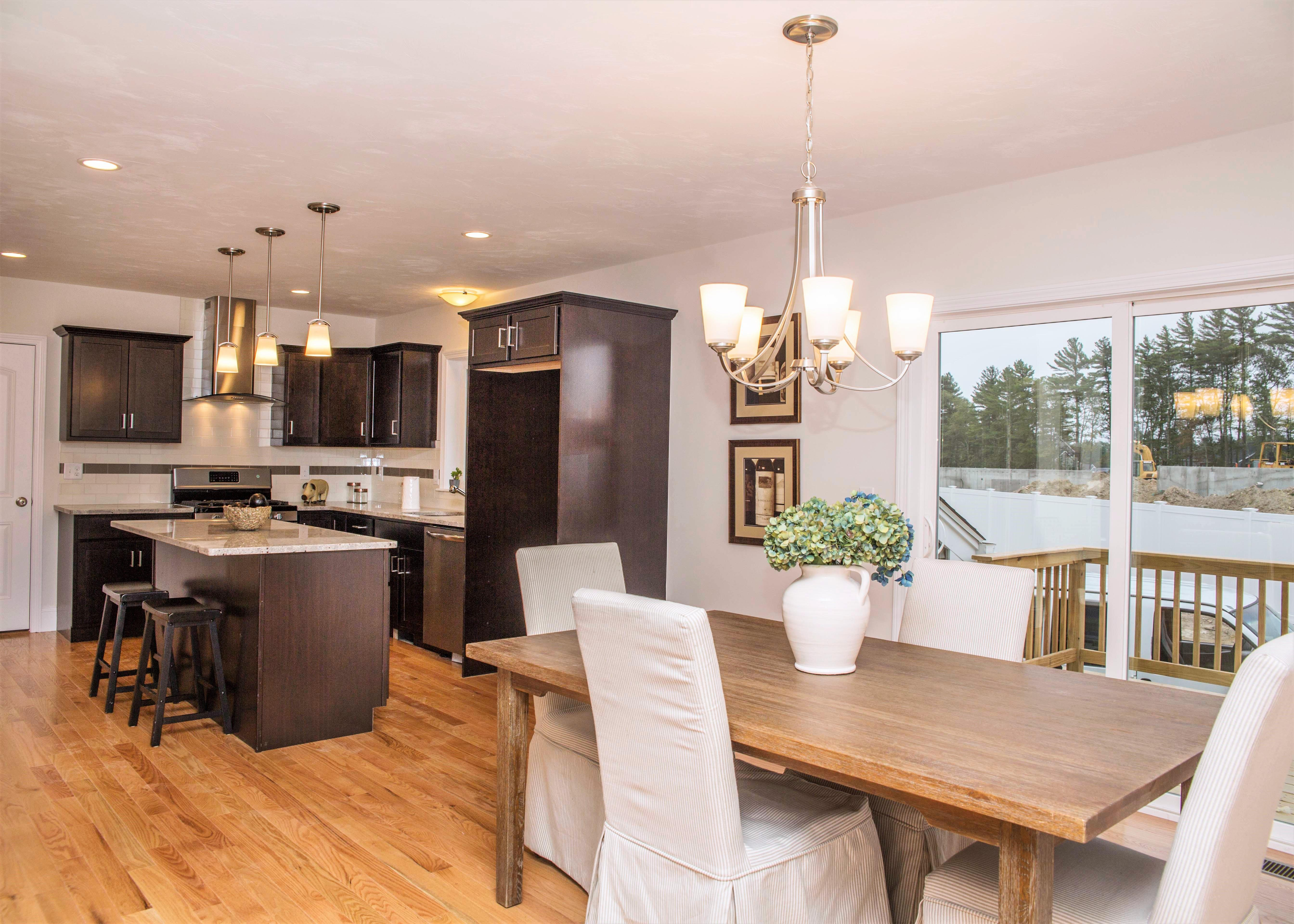 Kitchen featured in The Ashland By Stonebridge Homes Inc. in Boston, MA