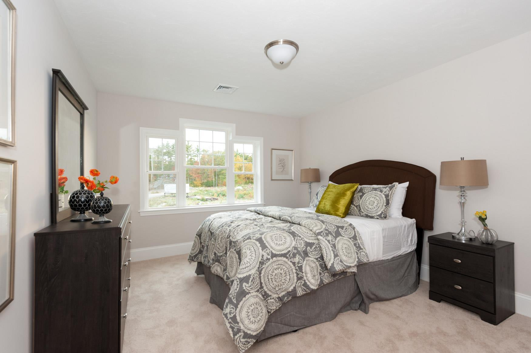 Bedroom featured in The Berkley By Stonebridge Homes Inc. in Boston, MA